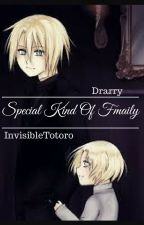 Special Kind Of Family {Drarry}  COMPLETED {#wattys2017} by InvisibleTotoro