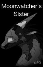 Moonwatcher's Sister (Qibli x OC) by kaitlynn-bush