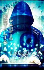 Hetalia X Reader: Little Miss Cyber by BlueTimeFly
