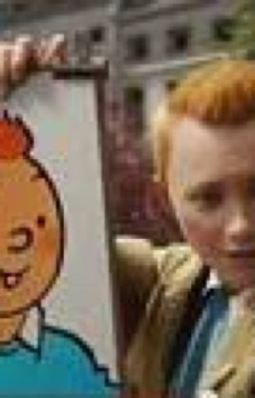 Tintin and Anne