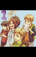 Back to Grade 5 !(Levihan fanfiction) by Kaori_Miyazono321