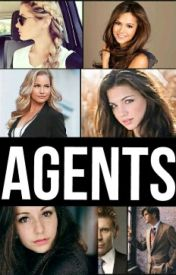 AGENTS by thespeedywendygirl