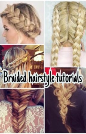 Hairstyle tutorials  by Masters18