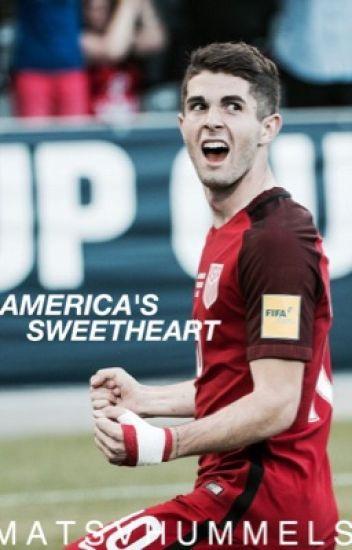 America's sweetheart|C.Pulisic|