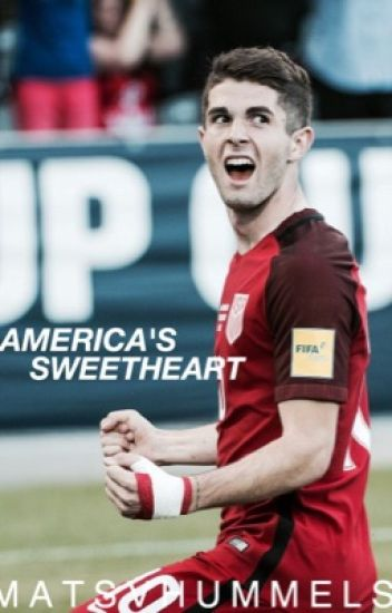America's sweetheart|C.Pulisic|