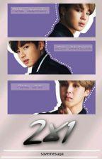 2 X 1 - Ji Kook A.B.O  by savemesuga