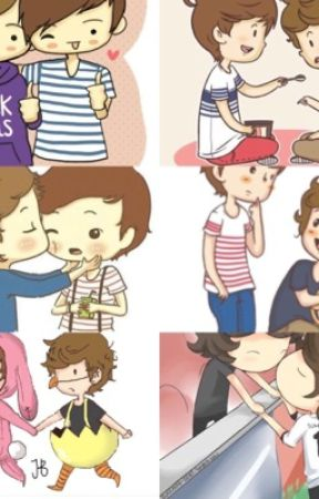 Larry edits (Completed) by LouisSmolBean