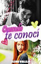 #SagaCNCO PAUSADA: Cuando te conocí (Joel Pimentel) by ElenaVallejo