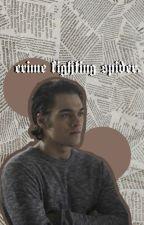 crime fighting spider » peter parker [1] by tommysholland
