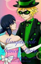 Masquerade Dance Party ~ a Miraculous Ladybug one-shot by kaden127