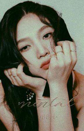 Mental - Byun Baekhyun  by airmilo