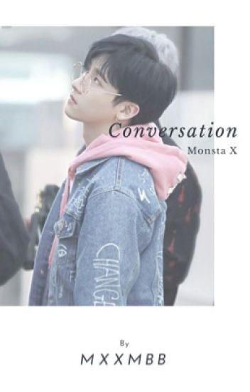Conversation [ MONSTA X ]