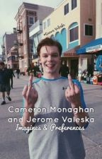 Imagines & Preferences || Cameron Monaghan and Jerome Valeska by lcnelyheartsclub