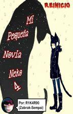 MI PEQUEÑA NOVIA NEKO 4 (YURI) [REINICIO] by R1K4R90