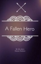 A Fallen Hero (Minato Namikaze love story) by suh_berry