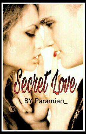SECRET LOVE(on Hold) by paramian_