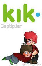 Kik - Septiplier by Smolograph