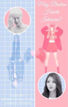 May Broken Hearts Intertwine? [MONSTA X Minhyuk FanFic] by XoXoXiuMimi