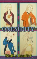 One Shoty dla czytelników [KnB] by Marliseen