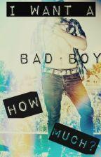 I want a bad boy, how much? by MaddieRawr354
