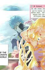 MY CELESTIAL DRAGON WARRIOR(Akatsuki No Yona Crossover Fairy Tail) by JokerGirl23