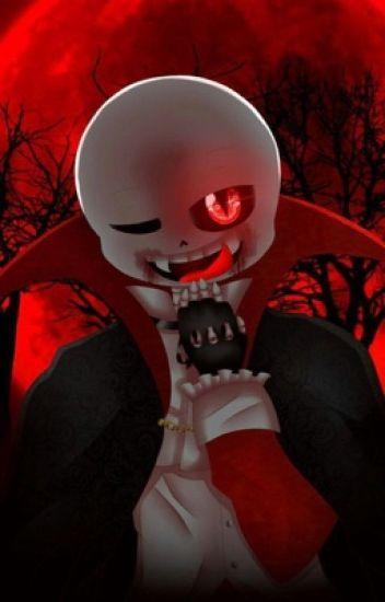 Vampire sans x beautieful reader