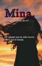 Mina. [TERMINADA] by pastillasconwhisky