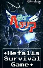 •Hetalia Survival Game• by MeyKirklandJones