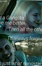 Le Joker et Harley quinn by jokerslittlequeen1