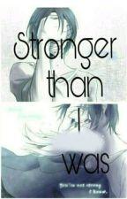 Stronger Than I Was ( Yumikuri ) by DarkLyon10