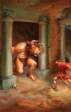 Theseus And The Minotaur Victory Theseus Return And The