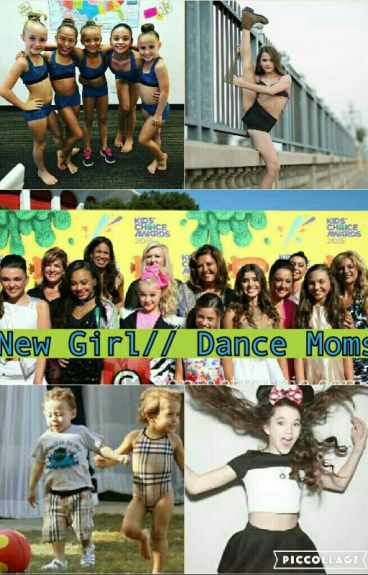New Girl// Dance mom's