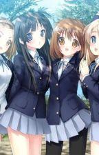 My Freindship group  by fluffyferretgirl