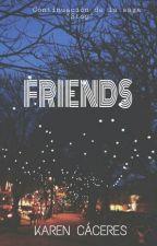 """Friends"" by HP_Infinite"