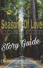 #SeasonsOfLove Connect by RomanticEscapist
