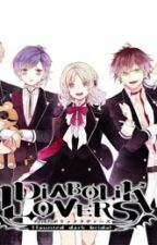 Diabolik Lovers - repostando by supremaalfa