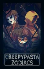Creepypasta Zodiacs by Dusia_x3