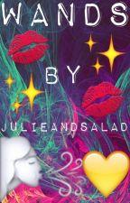 ♆Wands♆ by JulieandSalad