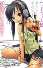 Chrissy and the Ouran Host Club by lovelyheart49