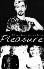 Pleasure || Septiplier + Jelix || by Starry_Boy