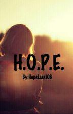 H.O.P.E. by Baca1979