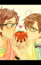 SpaMaViet- Tomatoes and Rice Short Stories [Requests Open] by SpaMaViet-