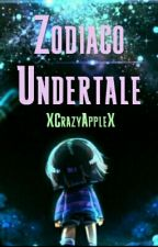 Zodiaco Undertale by XCrazyAppleX