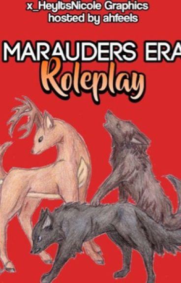 Marauders Era Role Play
