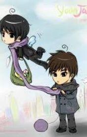 Đọc Truyện (Yunjae fic) Con ma hạnh phúc và anh chàng kì lạ - 冬樹黒鉄