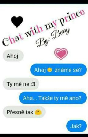 Chat With My Prince ✔ by _Silent_girl