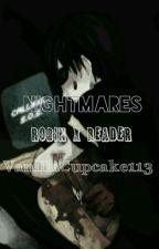 Nightmares (Robin X Reader) by VanillaCupcake113