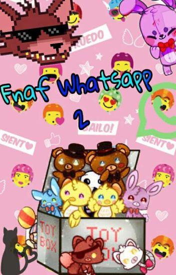 FNAF Whatssap [Yaoi] Temp 2