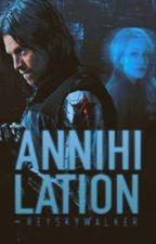 Annihilation ⊳ B. BARNES by stxrk-