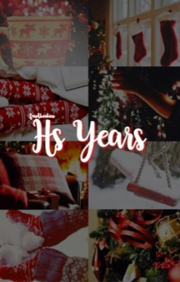 ↬ hs years [hiatus].